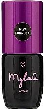 Profumi e cosmetici Base per smalto gel - MylaQ My Base