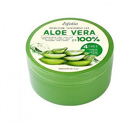 Gel idratante all'aloe vera - Esfolio Moisture Soothing Gel Aloe Vera 100% Purity — foto N2