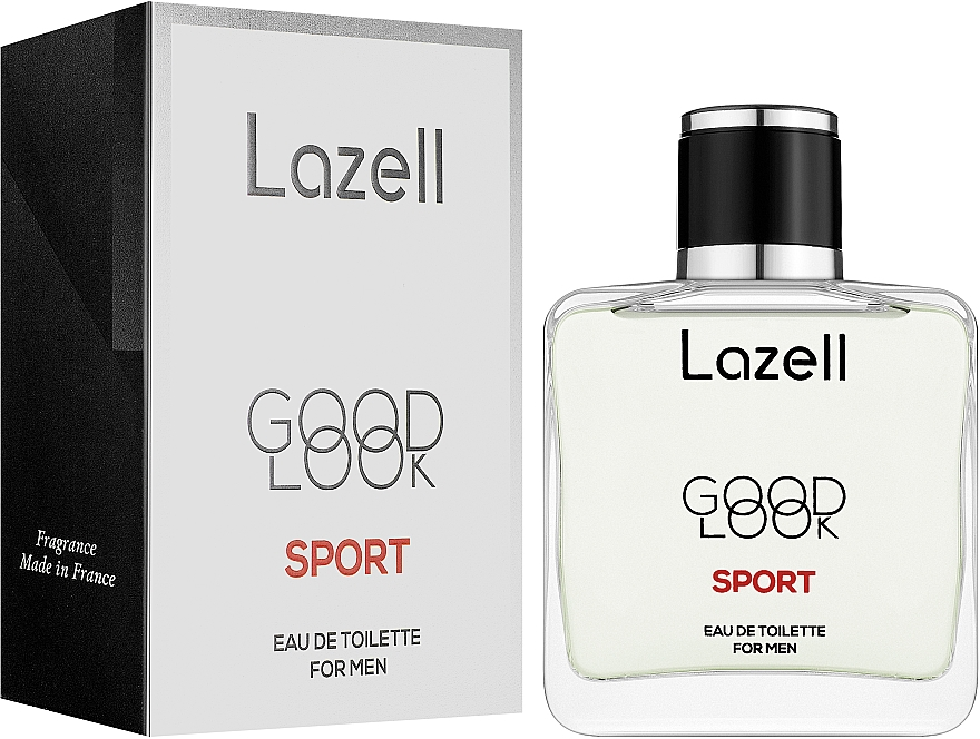 Lazell Good Look Sport For Men EDT - Eau de toilette