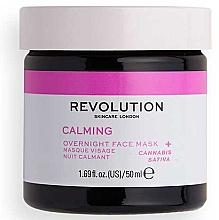 Profumi e cosmetici Maschera per il viso - Revolution Skincare Stressed Mood Calming Night Face Mask