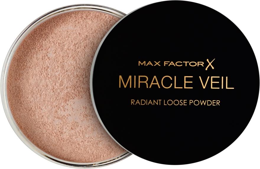 Cipria sfusa - Max Factor Miracle Veil Radiant Loose Powder