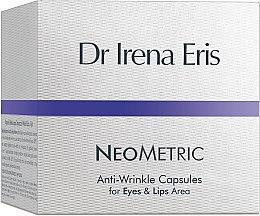 Profumi e cosmetici Capsule antirughe per contorno occhi e labbra, da notte - Dr Irena Eris Anti-Wrinkle Capsules for Eyes and Lips Area