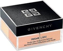 Profumi e cosmetici Cipria in polvere - Givenchy Prisme Libre Mat-finish & Enhanced Radiance Loose Powder