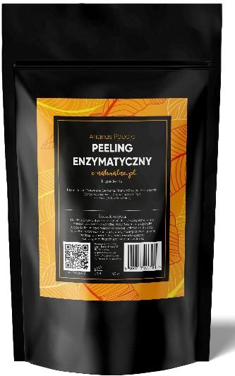 """Peeling enzimatico """"Ananas e papaia"""" - E-naturalne Enzyme Peeling — foto N1"""