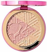 Profumi e cosmetici Illuminante - Pur X Barbie Confident Glow Signature Illuminating Highlighter