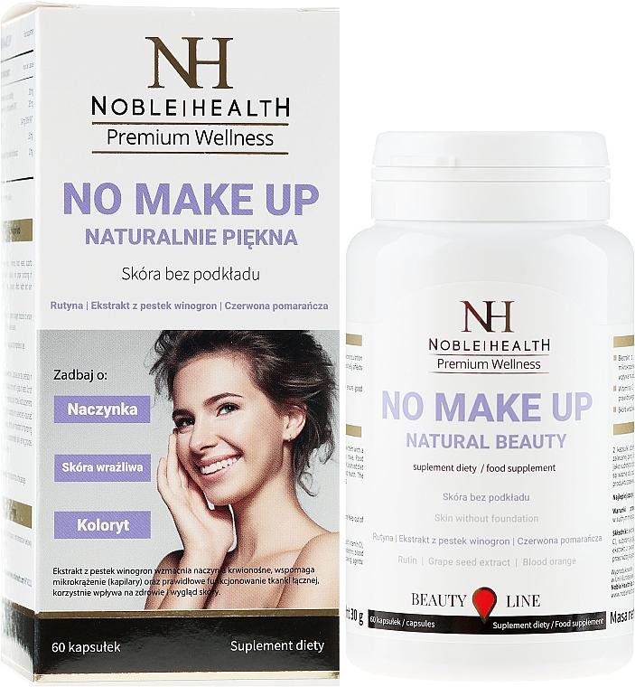 Integratore alimentare - Noble Health No Make Up