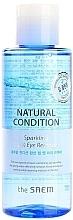 Profumi e cosmetici Struccante all'acqua termale - Saem Natural Condition Sparkling Lip Eye Remover