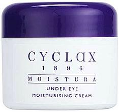 Profumi e cosmetici Crema contorno occhi idratante - Cyclax Moistura Under Eye Moisturising Cream