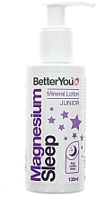 Profumi e cosmetici Lozione corpo - BetterYou Magnesium Sleep Mineral Lotion Junior