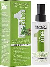 Profumi e cosmetici Maschera-spray per capelli - Revlon Professional Uniq One Green Tea Scent Hair Treatment