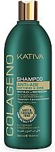 Profumi e cosmetici Shampoo al collagene - Kativa Colageno Shampoo