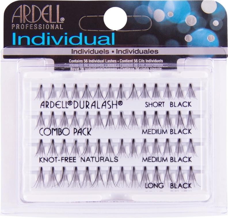 Ciglia finte - Ardell Individual Combo Pack