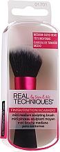 Profumi e cosmetici Pennello per sculting viso, 01701 - Real Techniques Mini Sculpting Brush