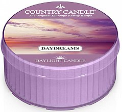 Profumi e cosmetici Candela da tè - Country Candle Daydreams