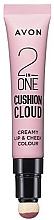 Profumi e cosmetici Cushion per labbra e guance - Avon Liquid Lip Cushion
