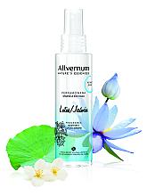 """Profumi e cosmetici Spray corpo profumato """"Loto e Gelsomino"""" - Allverne Nature's Essences Body Mist"""