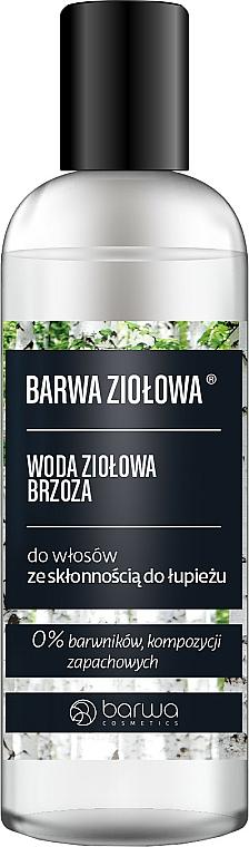 Acqua di betulla per capelli - Barwa Herbal Water