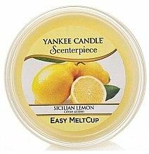 Profumi e cosmetici Cera aromatica - Yankee Candle Sicilian Lemon Melt Cup