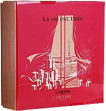 Profumi e cosmetici Lancome La Vie Est Belle - Set (edp/75ml + edp/4ml + b/lot/50ml)