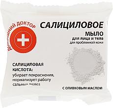 Profumi e cosmetici Sapone viso e corpo al salicilico - Domashnii Doktor