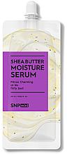 Profumi e cosmetici Siero viso idratante al burro di karité - SNP Mini Shea Butter Moisture Serum (mini)