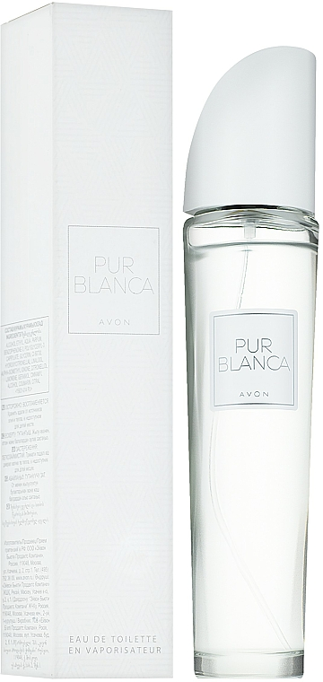 Avon Pur Blanca - Eau de toilette  — foto N2