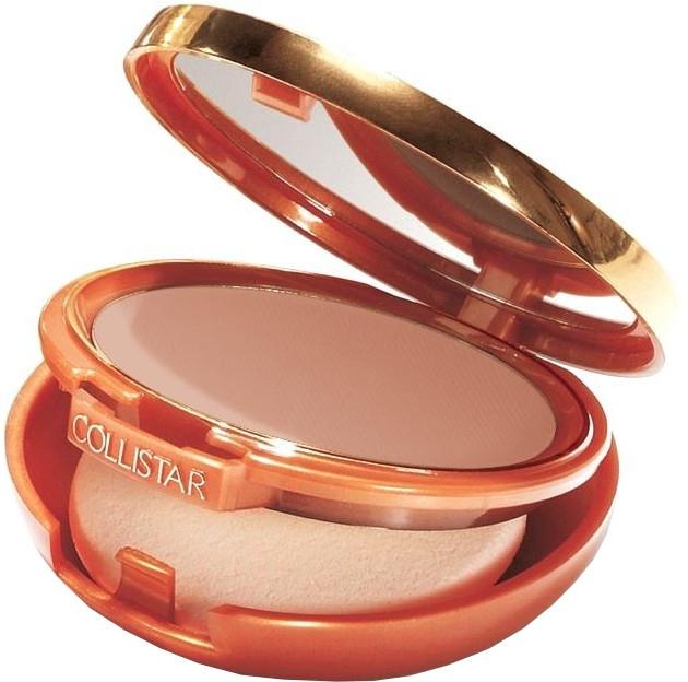 Fondotinta compatto con effetto abbronzante - Collistar Tanning Compact Cream SPF 30 — foto N1
