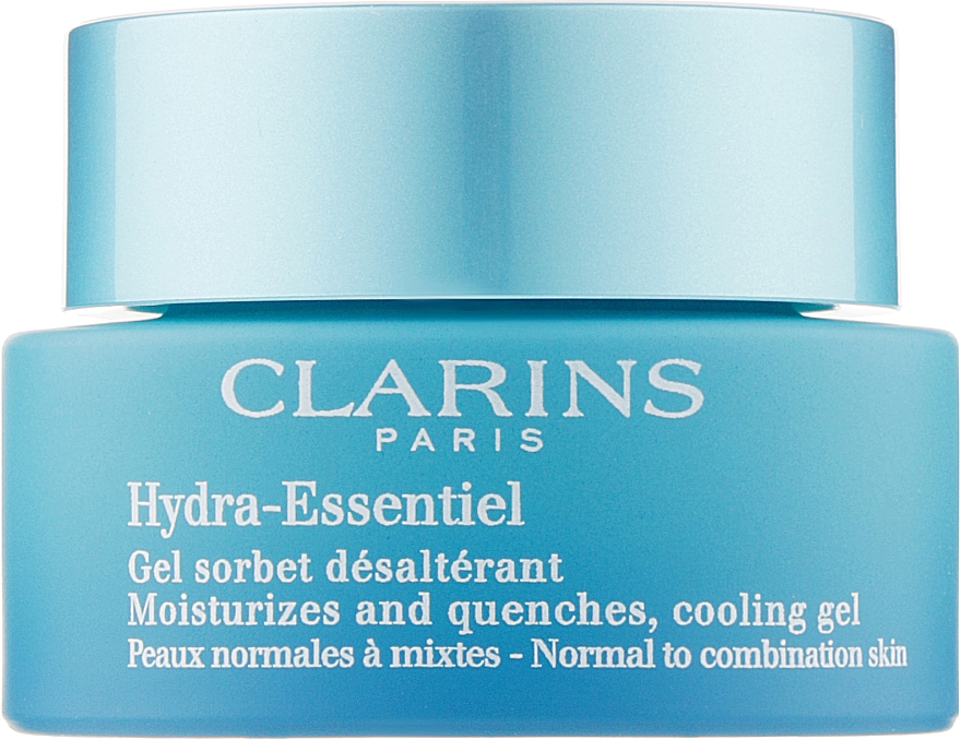 Gel idratante per pelli normali e miste - Clarins Hydra-Essentiel Normal to Combination Skin Gel — foto N1