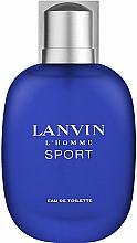 Profumi e cosmetici Lanvin L'Homme Sport - Eau de toilette
