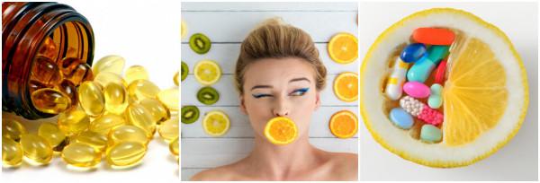 Il ruolo delle vitamine nei cosmetici