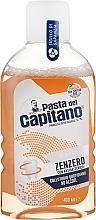 Profumi e cosmetici Collutorio allo zenzero - Pasta Del Capitano Ginger Mouthwash