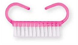 Profumi e cosmetici Spazzola per unghie, 2984, rosa - Top Choice