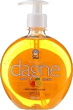 Profumi e cosmetici Sapone liquido al profumo di agrumi - Seal Cosmetics Dagne Liquid Soap