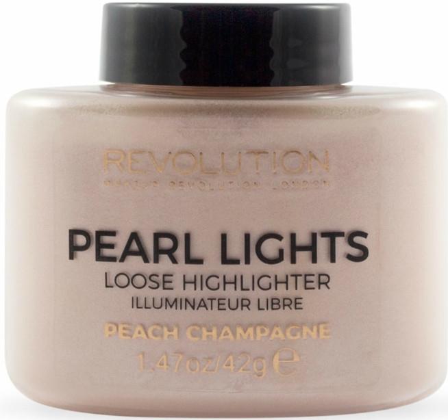 Illuminante viso - Makeup Revolution Pearl Lights Loose Highlighter