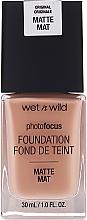 Profumi e cosmetici Fondotinta - Wet N Wild Photofocus Foundation
