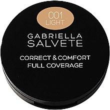 Profumi e cosmetici Correttore viso - Gabriella Salvete Correct & Comfort Full Coverage
