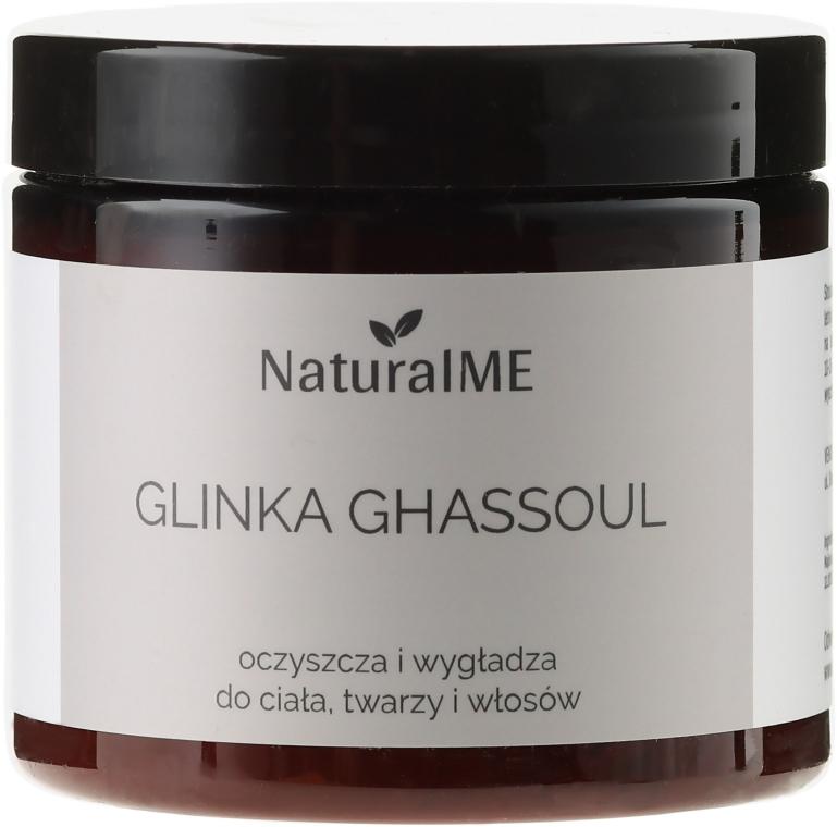 """Argilla naturale """"Vulcanica marocchina"""" - NaturalME Ghassoul"""