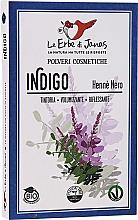 """Profumi e cosmetici Polvere per capelli """"Indigo"""" - Le Erbe di Janas Indigo (Black Henna)"""