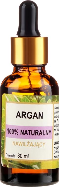 Olio naturale d'argan - Biomika Argan Oil