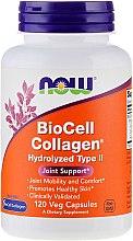 "Profumi e cosmetici Compresse ""Collagene"" - Now Foods BioCell Collagen Hydrolyzed Type II"