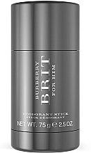 Profumi e cosmetici Burberry Brit for men - Deodorante stick
