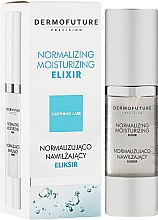 Profumi e cosmetici Elisir normalizzante idratante - DermoFuture Normalizing Moisturizing Elixir