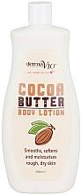 Profumi e cosmetici Lozione corpo al cocco - Derma V10 Cocoa Oil Body Lotion