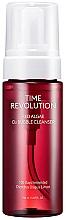 Profumi e cosmetici Detergente viso - Missha Time Revolution Red Algae O2 Bubble Cleanser
