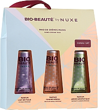 Profumi e cosmetici Set - Nuxe Bio Beauty Handcreme (h/cr/30mlx3)