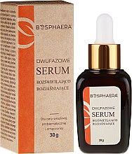 Profumi e cosmetici Siero illuminante bifasico - Bosphaera Serum