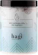 Sale da bagno con olio essenziale di abete - Hagi Bath Salt — foto N1