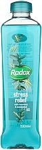 "Profumi e cosmetici Bagnoschiuma ""Rosmarino ed eucalipto"" - Radox Herbal Bath Stress Relief"