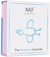 Profumi e cosmetici Set - Naif Newborn Essentials (b/oil/100ml + b/cr/75ml + b/oil/100ml)
