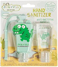 "Profumi e cosmetici Set sanitizer ""Dino"" - Jack N' Jill Hand Sanitizer (Dino)"